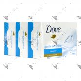 Dove Gentle Exfoliating Beauty Bar (100gx3)