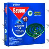 Baygon Mosquito Coil 125g 10s