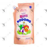 Kodomo Baby Bath Refill 650ml Mild & Natural