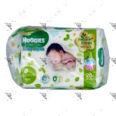 Huggies Baby Wipes Gentle Care (20sx3)