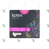 Kotex Natural Care Overnight Wing 32cm 30S Lavender