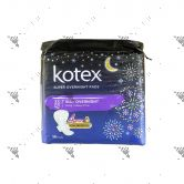 Kotex Super Slim Overnight Wing Heavy Flow 35cm 14S