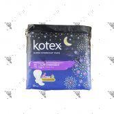 Kotex Super Slim Overnight Wing Heavy Flow 41cm 12S