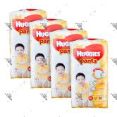 Huggies Gold Pants X-Large 38S (x4Packs)