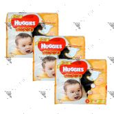 Huggies Gold Diapers Small 72S (1Carton=3pack)