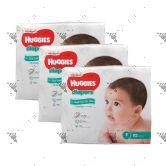 Huggies Platinum Diapers Small 82s (1Carton=3pack)