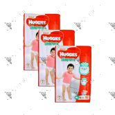 Huggies Silver Diapers XLarge 48S (1Carton=3pack)