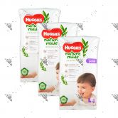 Huggies Platinum Nature Made Pants L 44s(1Carton=3pack)