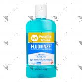 Pearlie White Anti-Bacterial Mouthwash 500ml
