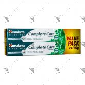 Himalaya Toothpaste 2x100g Complete Care