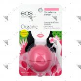 Eos Lip Balm Strawberry Sorbet 7g