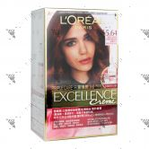 Excellence 5.64 Red Copper light Brown