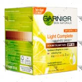 Garnier Light Complete Whitespeed Serum Day Cream SPF30 50ml
