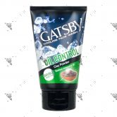 Gatsby Cooling Face Wash Oil Control 100g