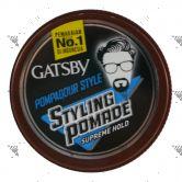 Gatsby Styling Pomade 75g Supreme Hold