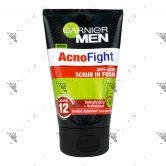 Garnier Men AcnoFight Anti-Acne Foam 100ml