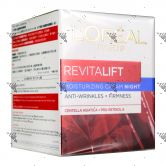 L'Oreal RevitaLift Antiwrinkle + Firming Cream Night 50ml