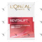 L'Oreal Paris RevitaLift Antiwrinkle + Firming Eye Cream 15ml