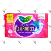 Laurier Active Day Flexi Protect 22cm 18s