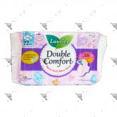 Laurier Double Comfort Day Wing 22cm 18s