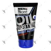 Biore Men Facial Foam 100g Oil Buster