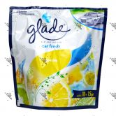 Glade Car Fresh 70g Lemon Refill