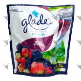 Glade Car Fresh 70g Wild Berries Refill