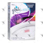 Glade Perfume Toilet Block 25g Lavender