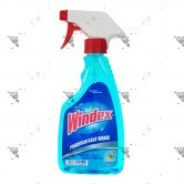 Windex Liquid Cleaner Fresh 500ml Blue