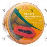 RDL Papaya Brightening Body Scrub 250g with Vitamin A,C&E