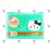 Softex HelloKittyComfort Slim 23cm 20S