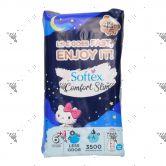 Softex Comfort Slim 42cm Night Wing 6s Hello Kitty