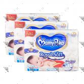 MamyPoko Royal Soft Tape Diaper S 80S (1Carton=3pack)