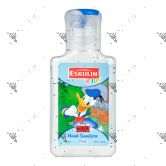 Eskulin Hand Sanitizer 50ml Donald