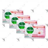 Dettol Anti-Bacterial Soap (4x100g) Skin Care