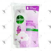 Dettol Bodywash Refill 410g Sensitive