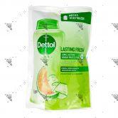 Dettol Bodywash Refill 410g Lasting Fresh