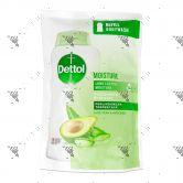 Dettol Bodywash Refill 410g Moisture