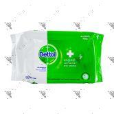 Dettol Antiseptic Wet Wipes 50s