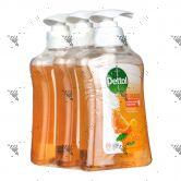 Dettol Hand Soap 225mlx3 Re-Energize