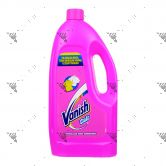 Vanish In-Wash Stain Remover 1000ml Liquid