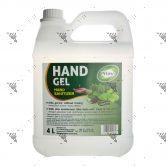 Primo Hand Gel Sanitizer 4L Green Tea