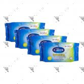 Carex Refreshing Soft Cleansing Wipes (50s x 4)