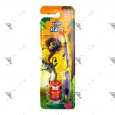Kodomo Toothbrush Kids 6+ Years Old with Holder 1s Fancy