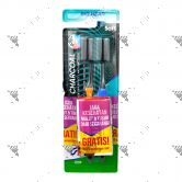 Systema Toothbrush Japanese Charcoal Big Head Soft 2s