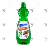 Mama Lemon Dishwashing 750ml Green Anti-Bacterial