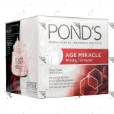 Pond's Age Miracle Day Cream 50g SPF 18PA++