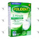 Polident Denture Cleanser 3 Minutes 36s