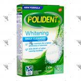 Polident Denture Cleanser Whitening 36s