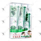 Dentiste' Plus White Night Time Toothpaste (100gX2+60g)